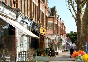 Paris Moses Richmond London