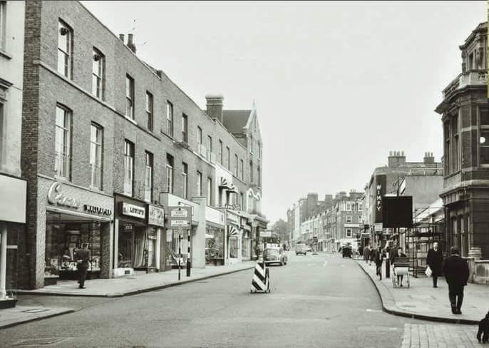 RIchmond High street