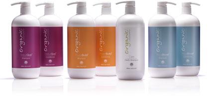 Organic Hair Colour Salon