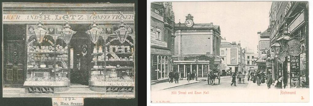 Paris Moses Richmond Grater London History